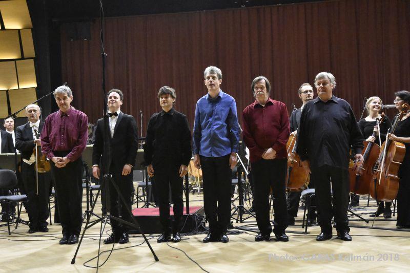 Savaria Szimfonikus Zenekar és az Amadinda Ütőegyüttes közös hangversenye