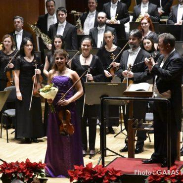 Vajda Gergellyel és Ábrahám Mártával koncerteztünk